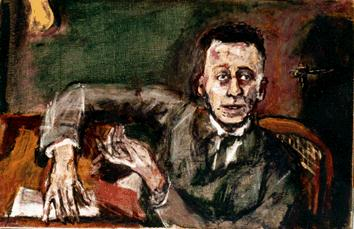 an introduction to the life of kokoschka Art in vienna, 1898-1918: klimt, kokoschka, schiele and their contemporaries, now published in its 4th edition, brilliantly traces the course of this development klimt, kokoschka and schiele were the leading figures in the fine arts wagner, olbrich, loos and hoffmann in architecture and the applied arts.
